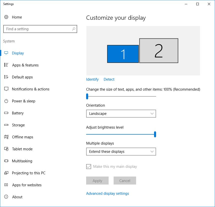 hi res screenshots windows 7